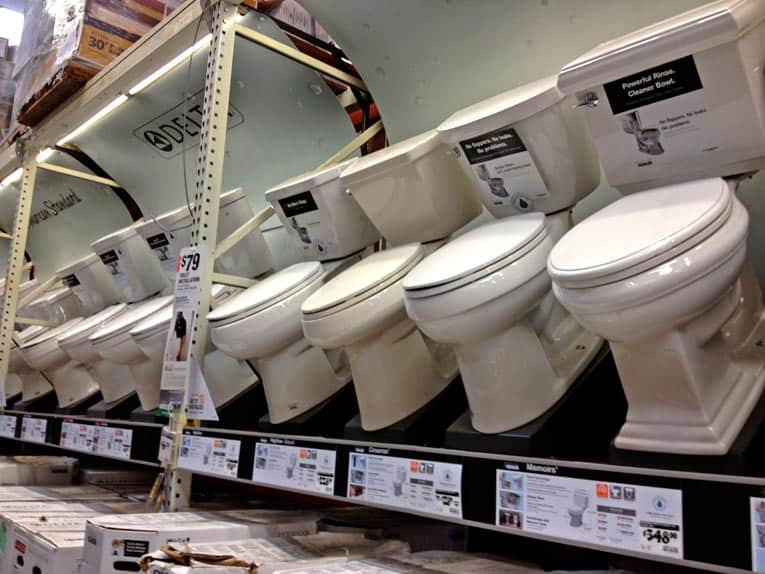 how to install a toilet seat instructions