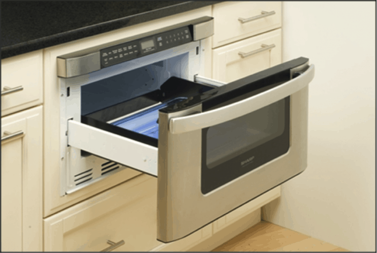 How To Install A Microwave Drawer Hometips